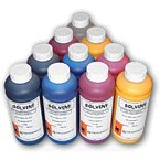 Eco Solvent Ink for Mutoh, Xerox, Agfa, Oce, Fuji. 1L Bottle