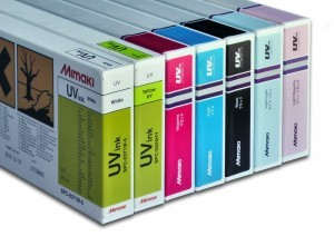 Mimaki UV cartridges