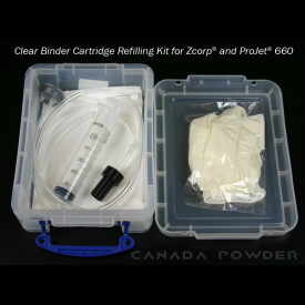 Refill Kit for Zcorp and ProJet x60 Cartridges