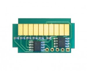 Chip for HP9000s and HP10000s, Loaded with Color Data