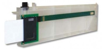 Refillable cartridge for Mutoh