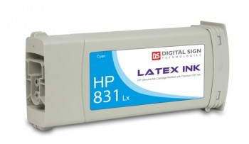 HP831 Latex Cartridge